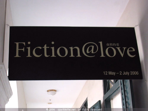 Fiction@Love exhibition