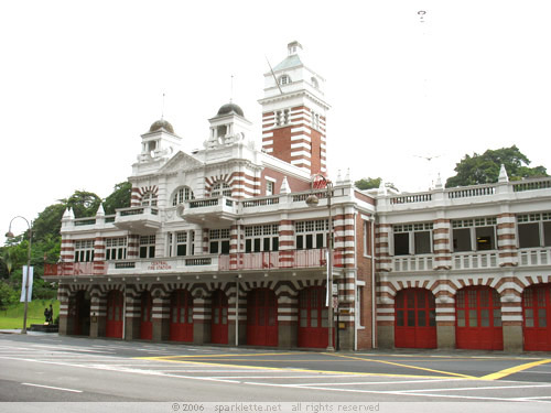 Civil Defence Heritage Gallery, Central Fire Station