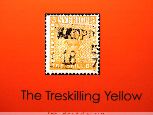 The Treskilling Yellow