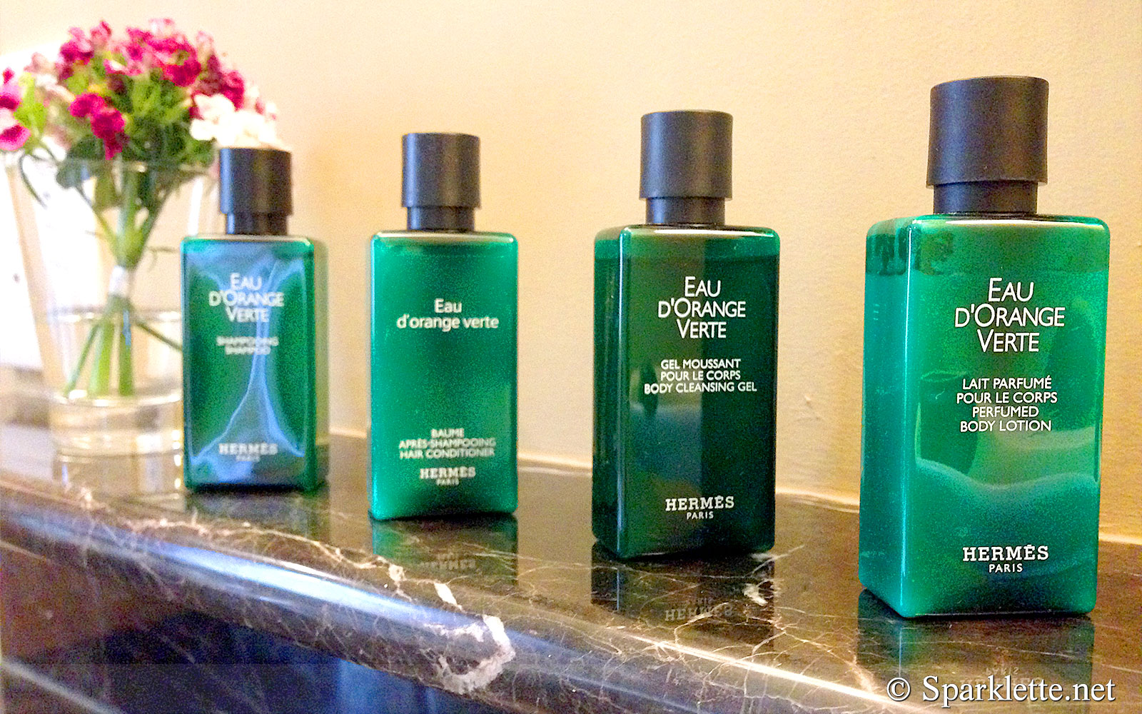 Hermes Bath Products