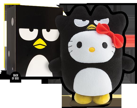 McDonald's Hello Kitty Bubbly World Collector's set - Bad Badtz-Maru