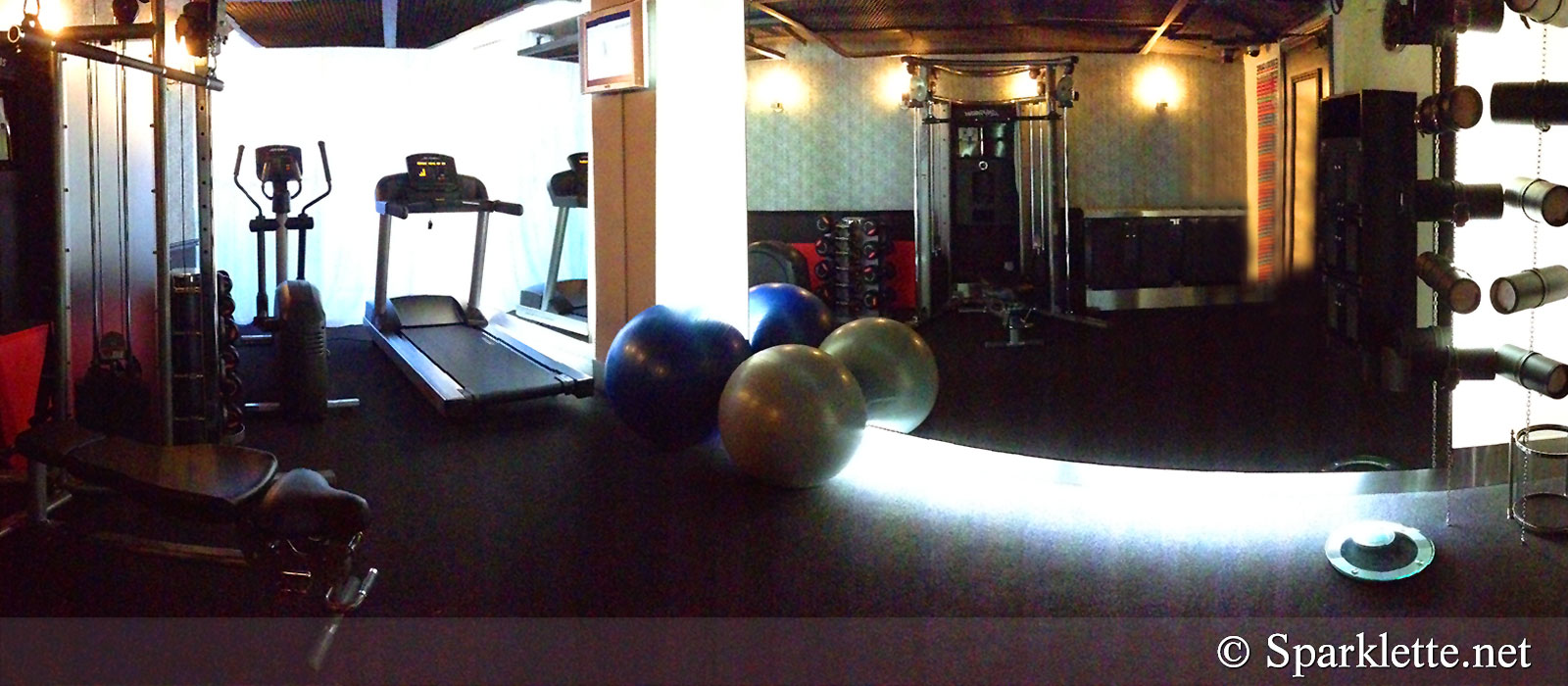 The Scarlet Hotel Fitness Centre