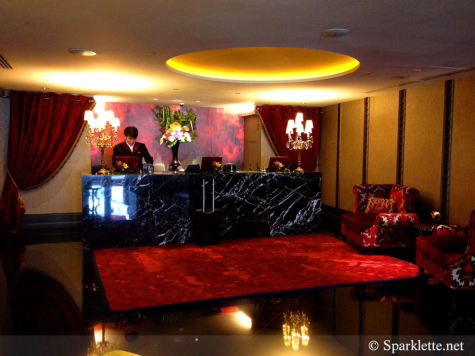 The Scarlet Hotel Lobby 2