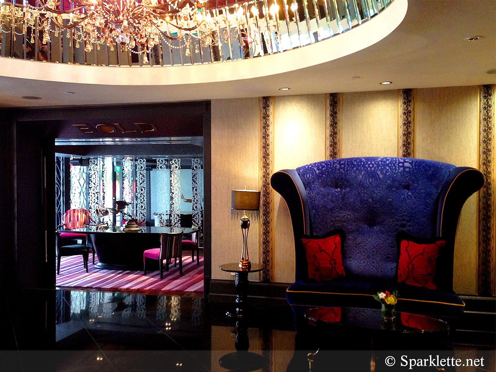 The Scarlet Hotel Lobby 3