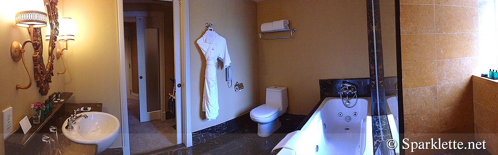 The Scarlet Hotel Splendour Suite Bathroom