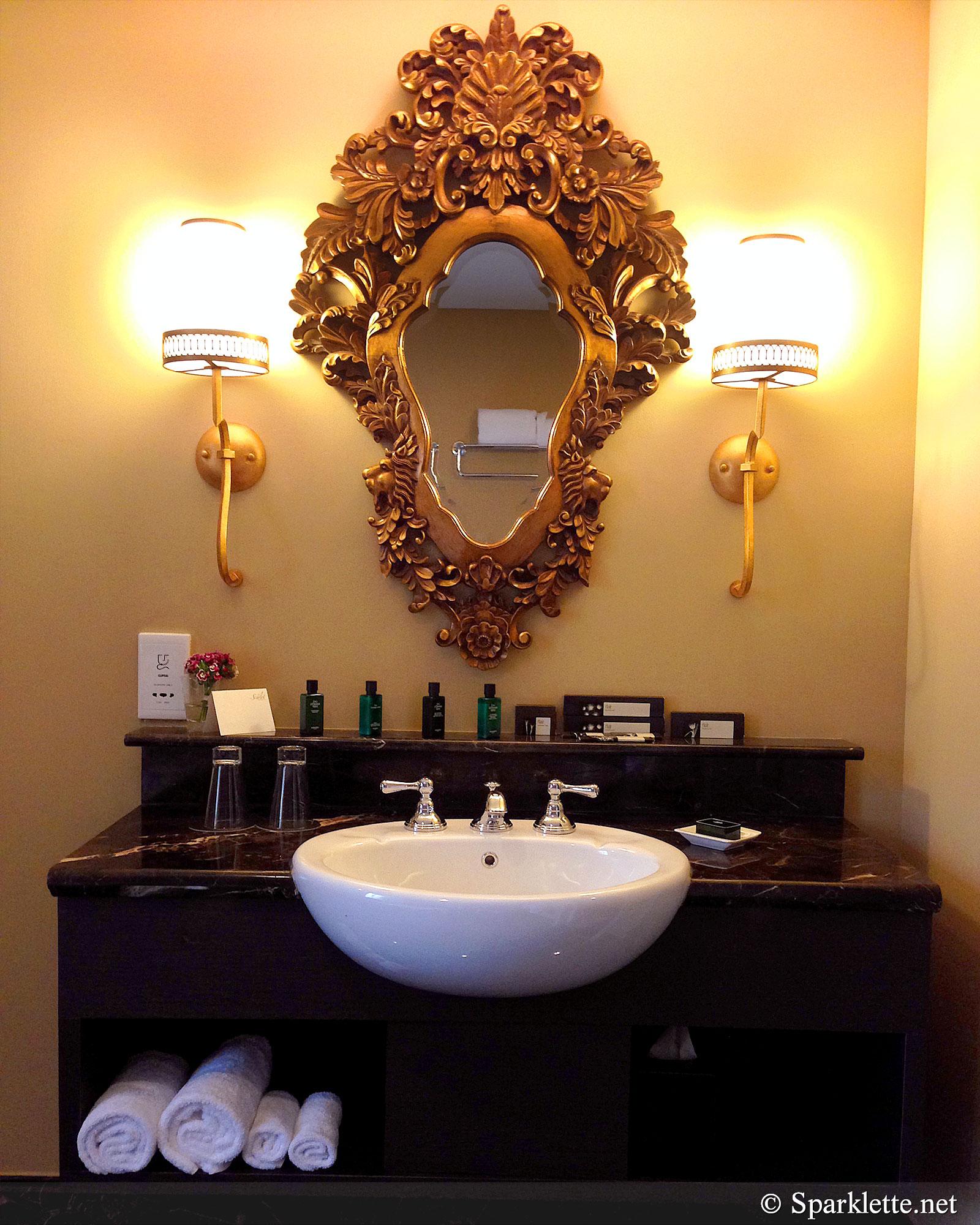 The Scarlet Hotel Splendour Suite Bathroom 2