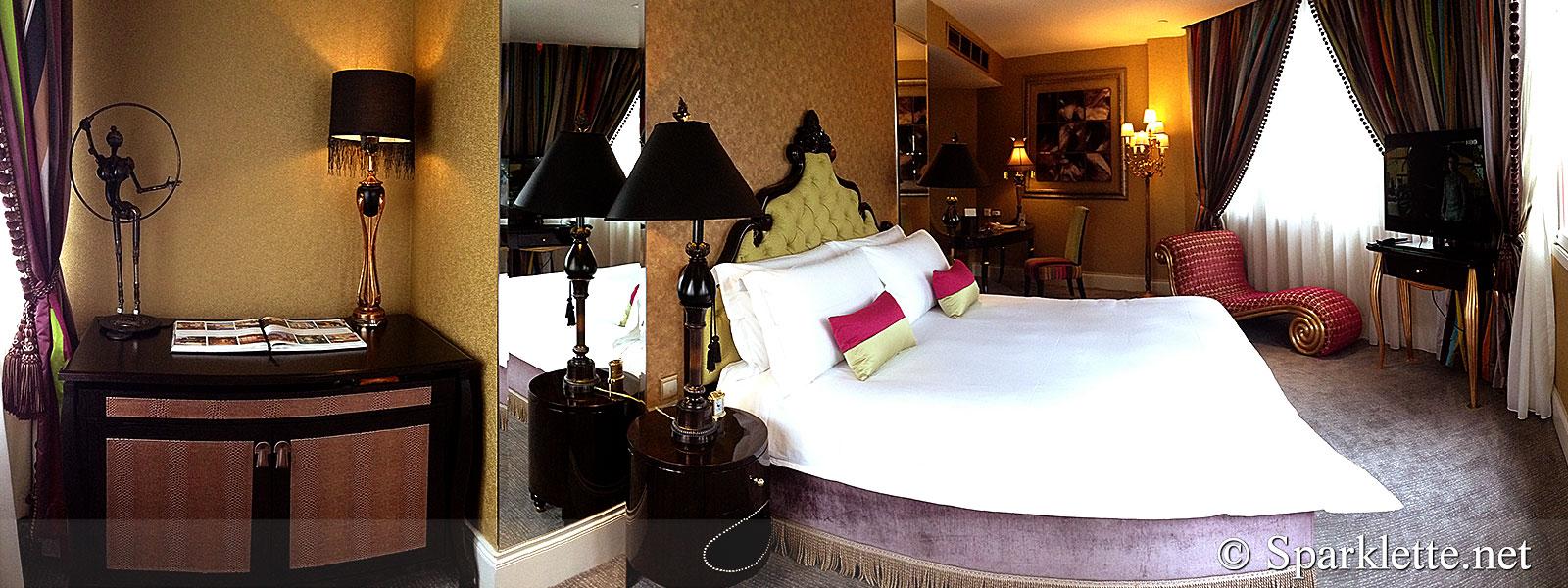 The Scarlet Hotel Splendour Suite Panorama
