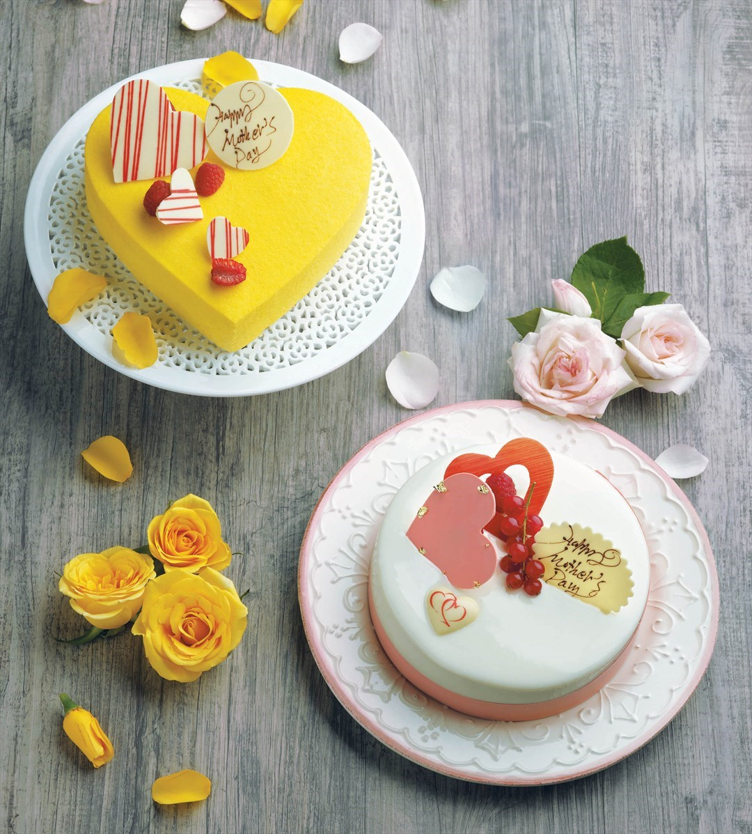 Bakerzin Mother's Day Cakes 2014