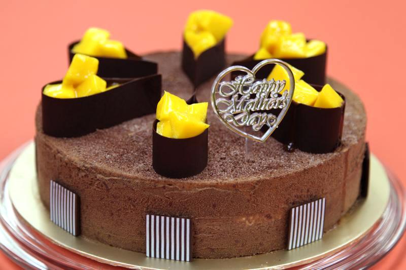 JP Pepperdine Mother's Day Cake 2014